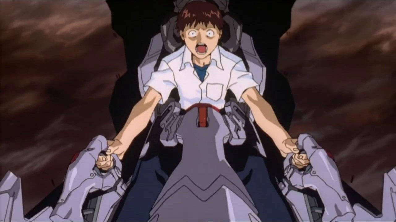 Ikari Shinji Neon Genesis Evangelion Wallpaper 3071027 Zerochan Anime Image Board