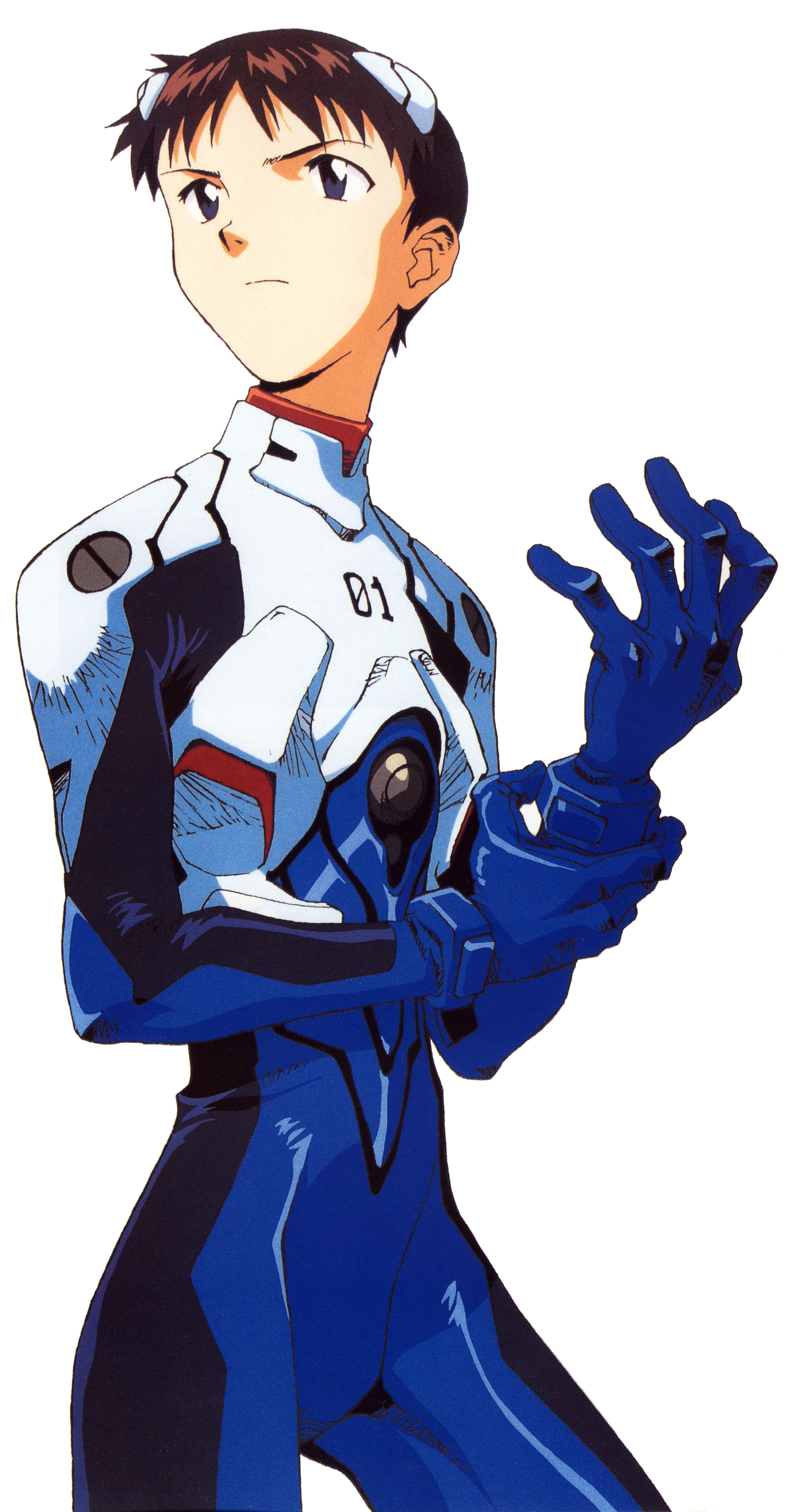 Ikari Shinji - Neon Genesis Evangelion - Image #436835 - Zerochan Anime Image Board