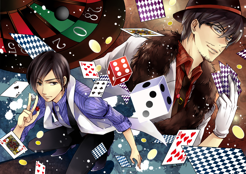 Ikasama⇔Casino (Cheating ⇔ Casino) Image #1159407 - Zerochan Anime Image  Board