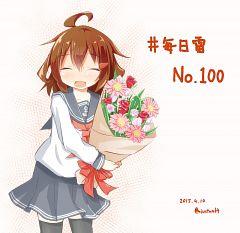 Ikazuchi (Kantai Collection)