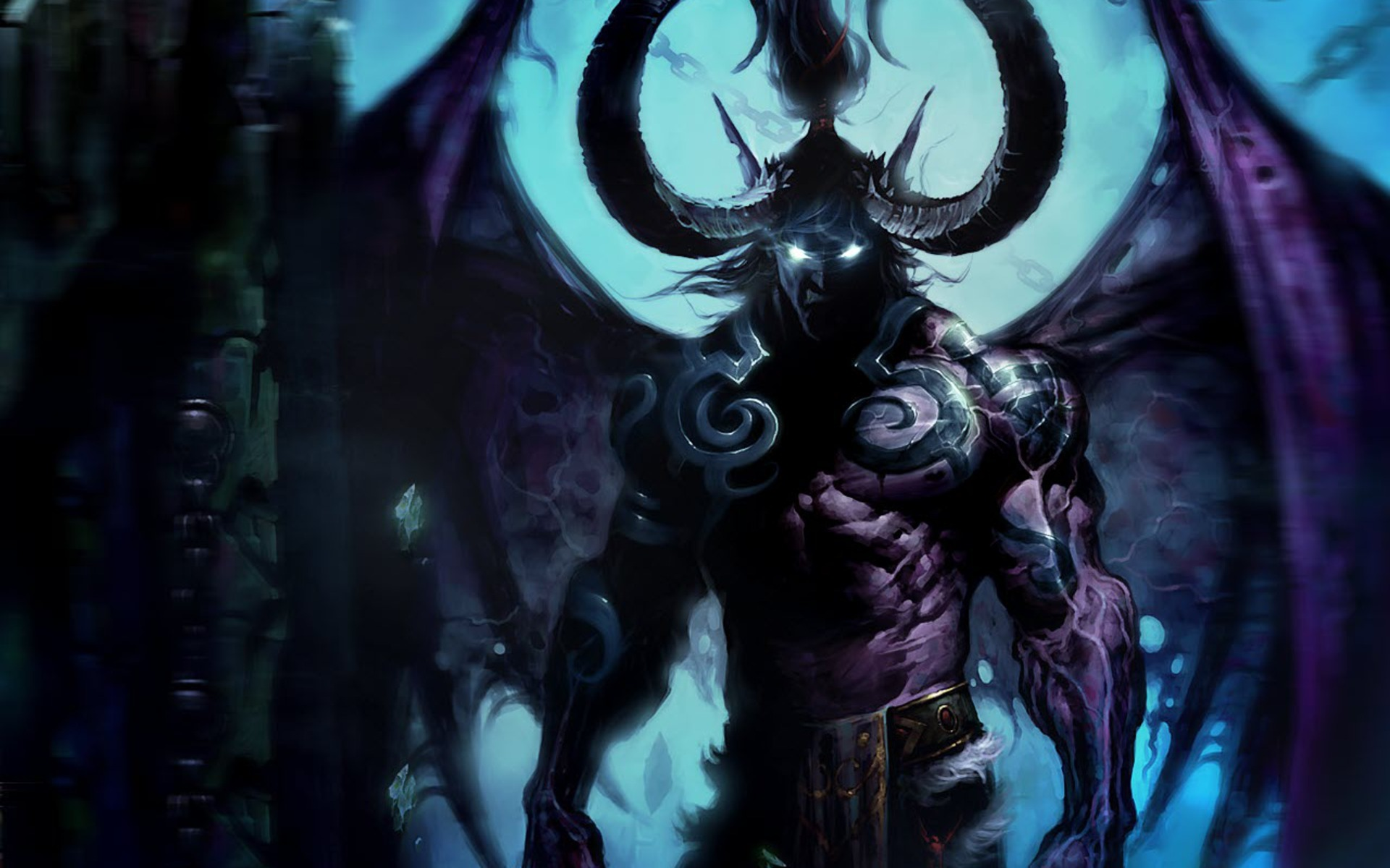 Illidan's Demonology - Hearthstone Decks
