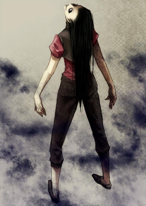 Tags: Anime, Jiroko, Hunter x Hunter, Illumi Zoldyk, Face Up, Fanart, Pixiv, Mobile Wallpaper