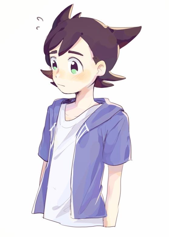 Tags: Anime, Pixiv Id 6174337, Inazuma Eleven: Ares no Tenbin, Inamori Asuto, Fanart From Pixiv, Pixiv, Fanart, Sonny Wright