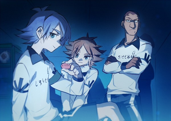 Tags: Anime, Tow0, Inazuma Eleven, Inazuma Eleven: Ares no Tenbin, Fubuki Atsuya, Someoka Ryuugo, Fubuki Shirou
