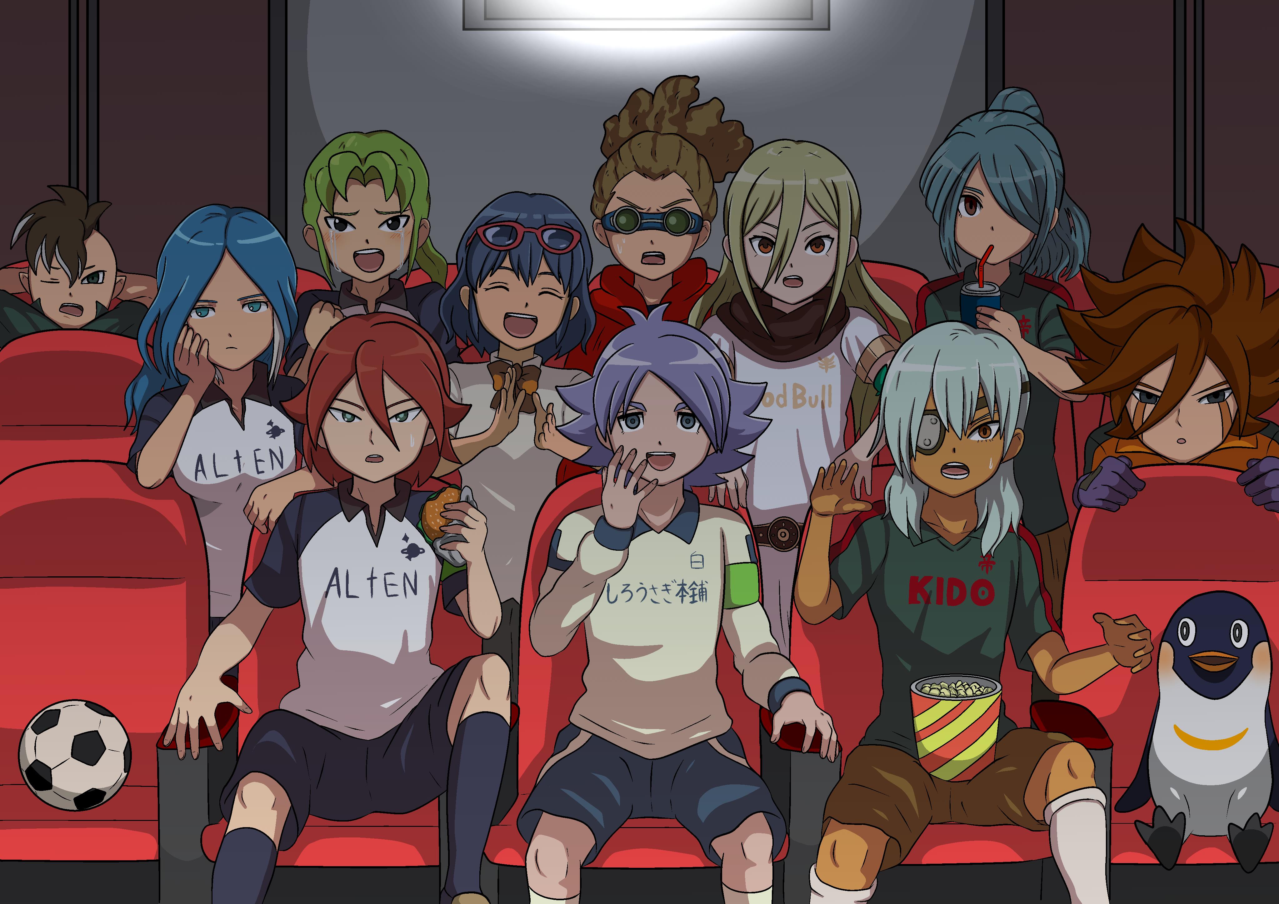Inazuma Eleven Ares No Tenbin Download Image