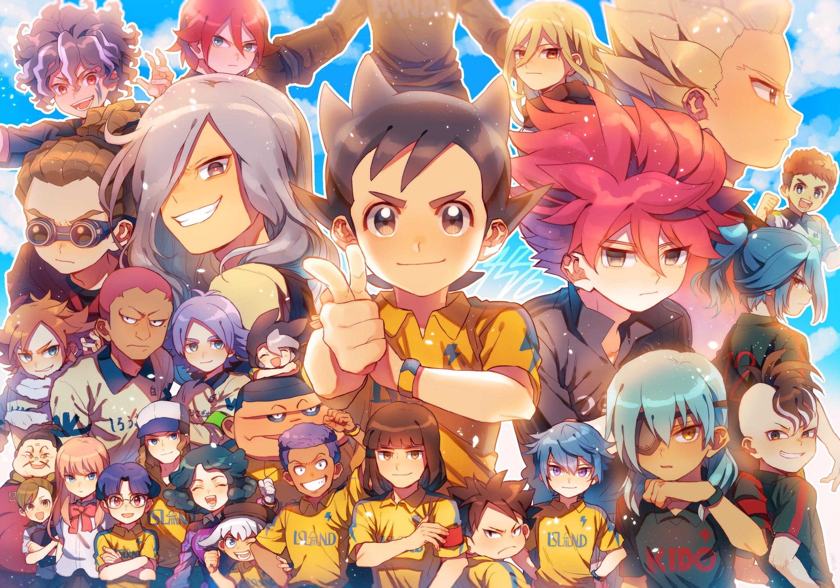 Inazuma Eleven Balance Of Ares Download No Tenbin Image