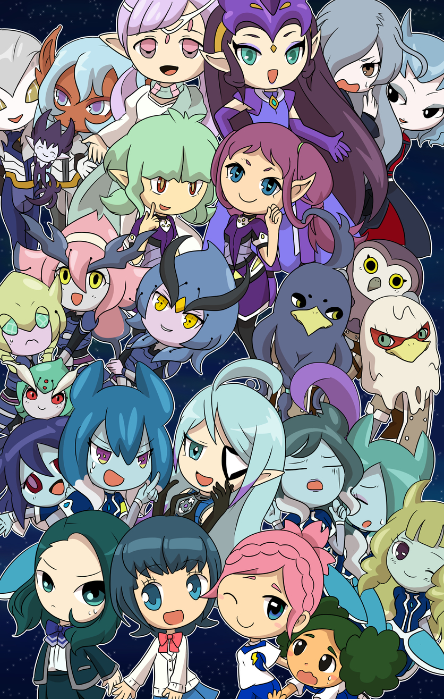 Inazuma eleven go galaxy image 1672236 zerochan anime image board - Inazuma eleven galaxy ...