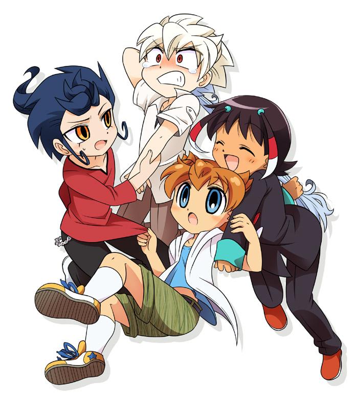 Inazuma eleven go image 1184131 zerochan anime image board for Bano akira gardevoir