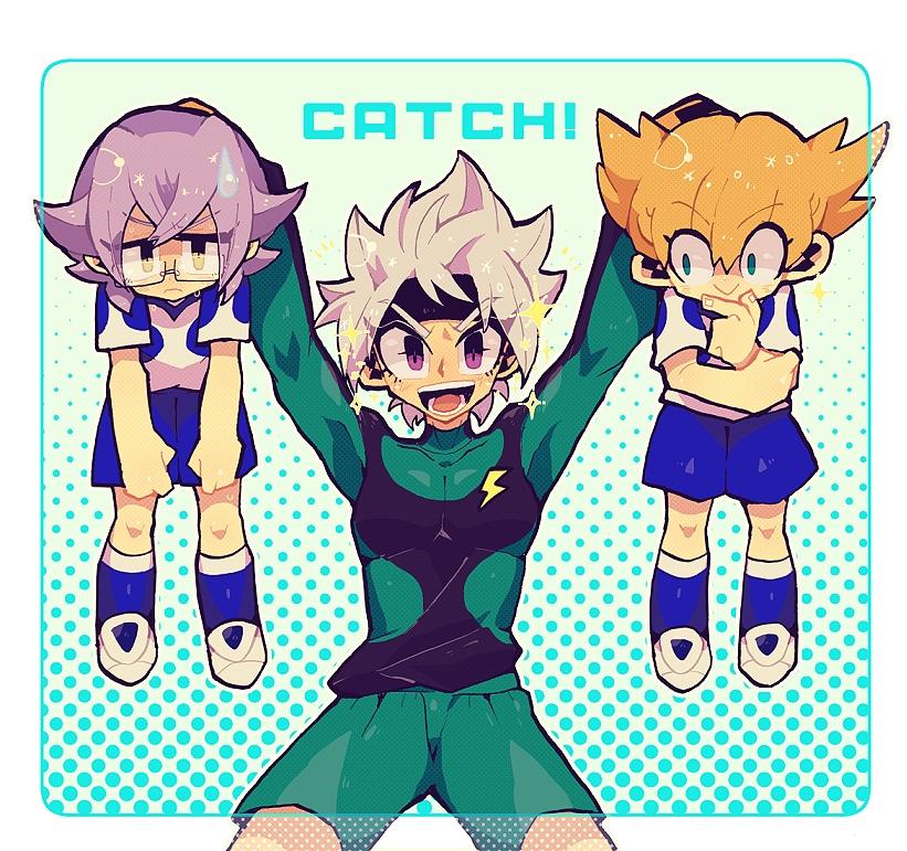 Pixiv id 2934456 zerochan anime image board - Lego inazuma eleven ...