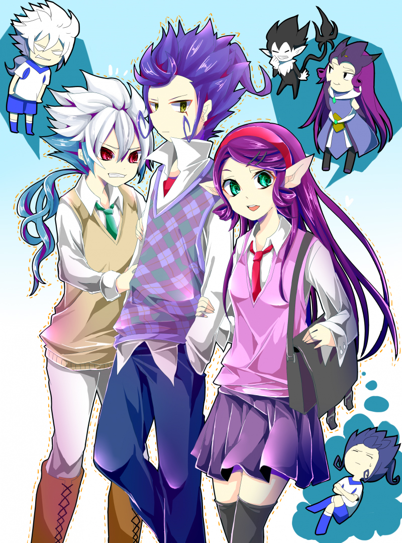 Inazuma eleven go image 1636539 zerochan anime image board - Inazuma eleven galaxy ...