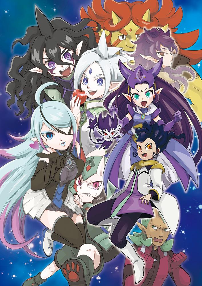 Inazuma eleven go image 1675703 zerochan anime image board - Inazuma eleven galaxy ...