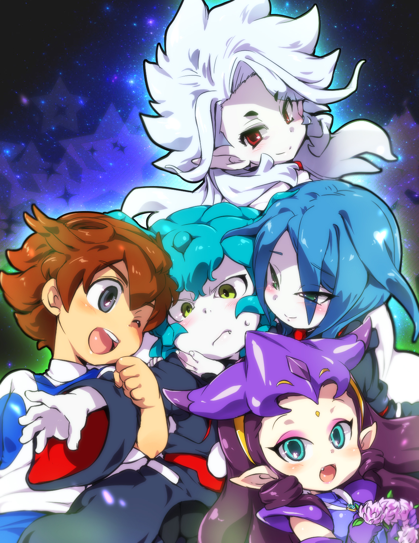 Inazuma eleven go image 1690485 zerochan anime image board - Inazuma eleven galaxy ...