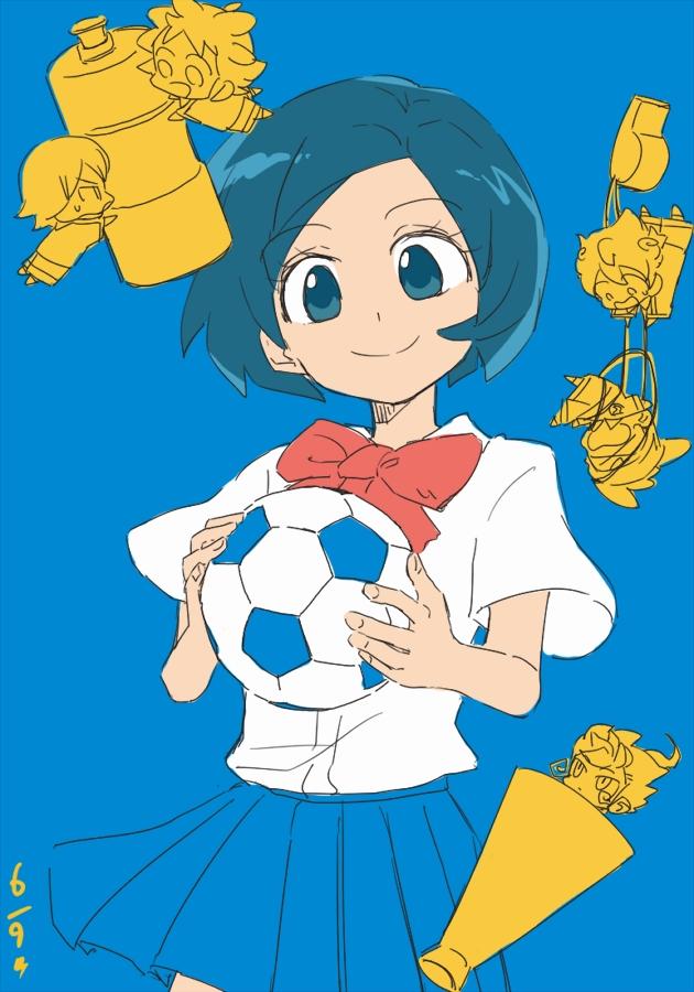 Tags: Anime, Pixiv Id 2071470, Inazuma Eleven, Inazuma Eleven GO, Nishizono Shinsuke, Kageyama Hikaru, Tsurugi Kyousuke
