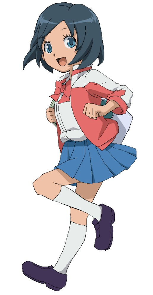Tags: Anime, Inazuma Eleven, Level-5, School Bag, Inazuma Eleven GO, Sorano Aoi