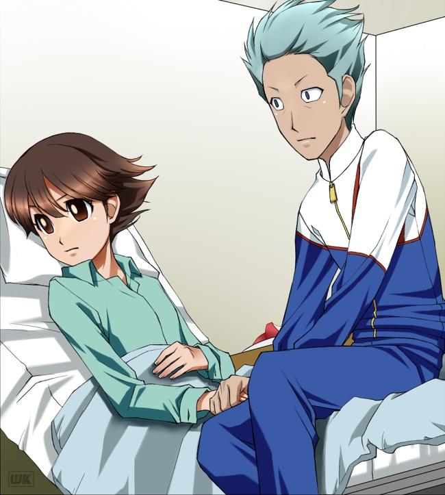 Inazuma eleven 1451174 zerochan for Domon x ichinose