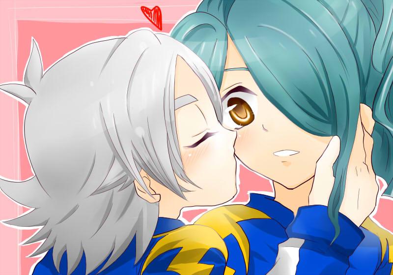 Kiss Anime Inazuma Eleven