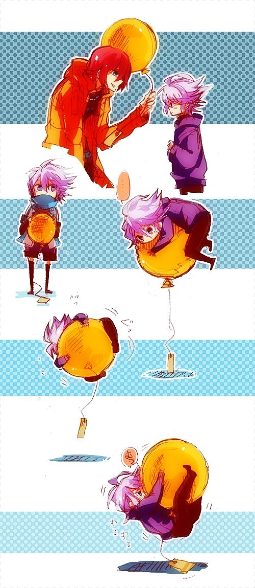 Tags: Anime, Donguri-usagi, Inazuma Eleven, Kiyama Hiroto, Suzuno Fuusuke, Fanart From Pixiv, Pixiv, Fanart, Chaos (Inazuma Eleven)