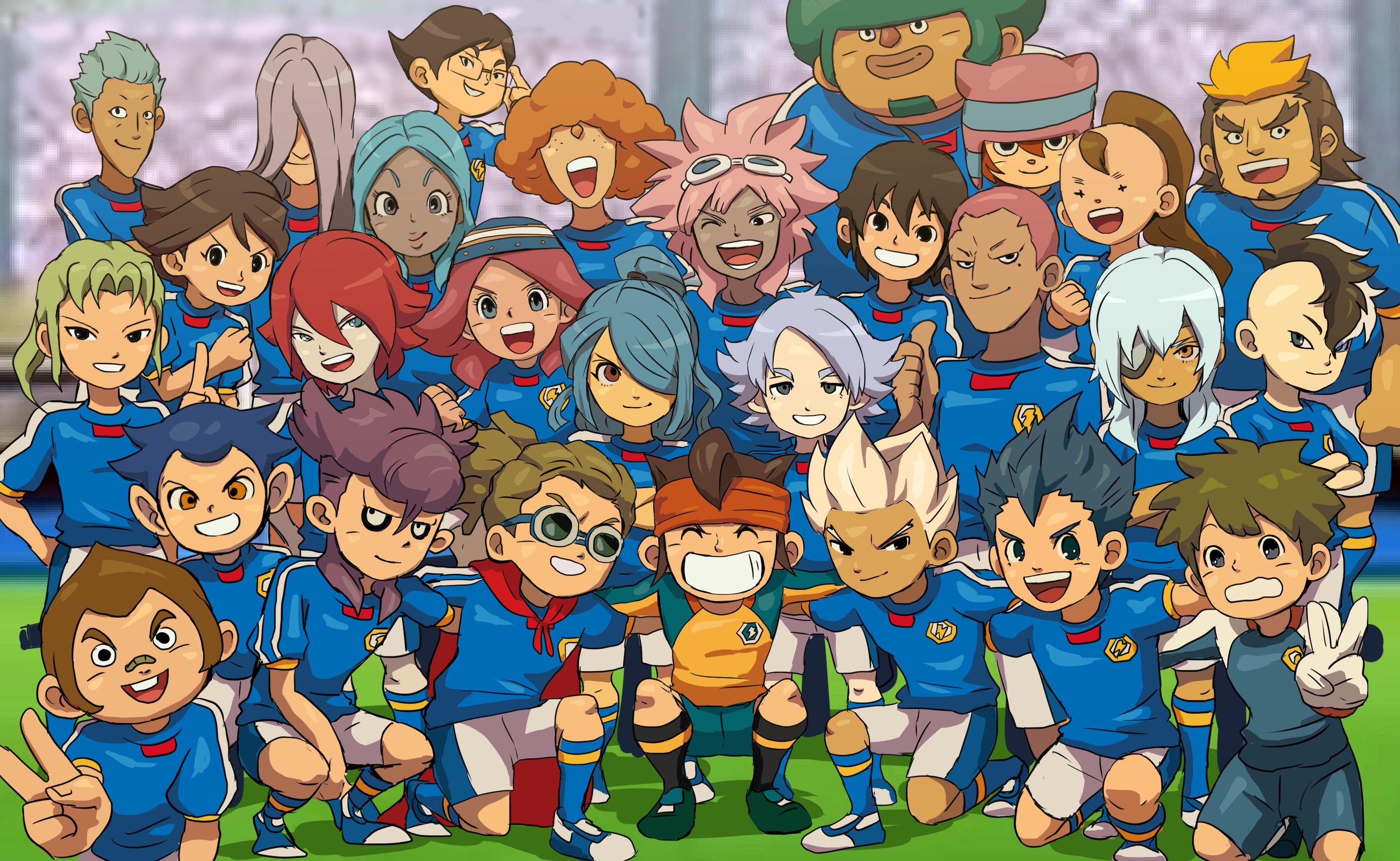 อนิเมะ นักเตะแข้งสายฟ้า (Inazuma Eleven) Season 1 @ดู