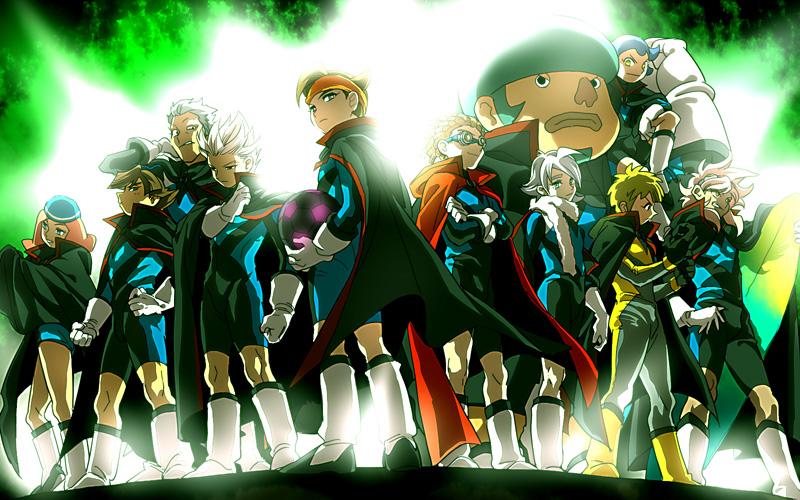 Inazuma eleven image 300244 zerochan anime image board for Domon x ichinose
