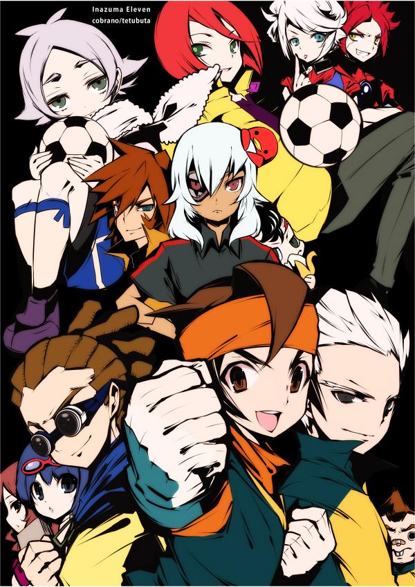 Tags: Anime, Level-5, Inazuma Eleven, Kiyama Hiroto, Endou Mamoru, Kidou Yuuto, Suzuno Fuusuke, Gouenji Shuuya, Nagumo Haruya, Kurimatsu Teppei, Genda Koujirou, Fubuki Shirou, Otonashi Haruna