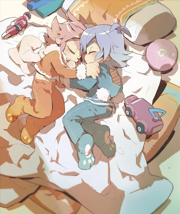 Tags: Anime, Level-5, Inazuma Eleven, Fubuki Atsuya, Fubuki Shirou, Fubuki Twins