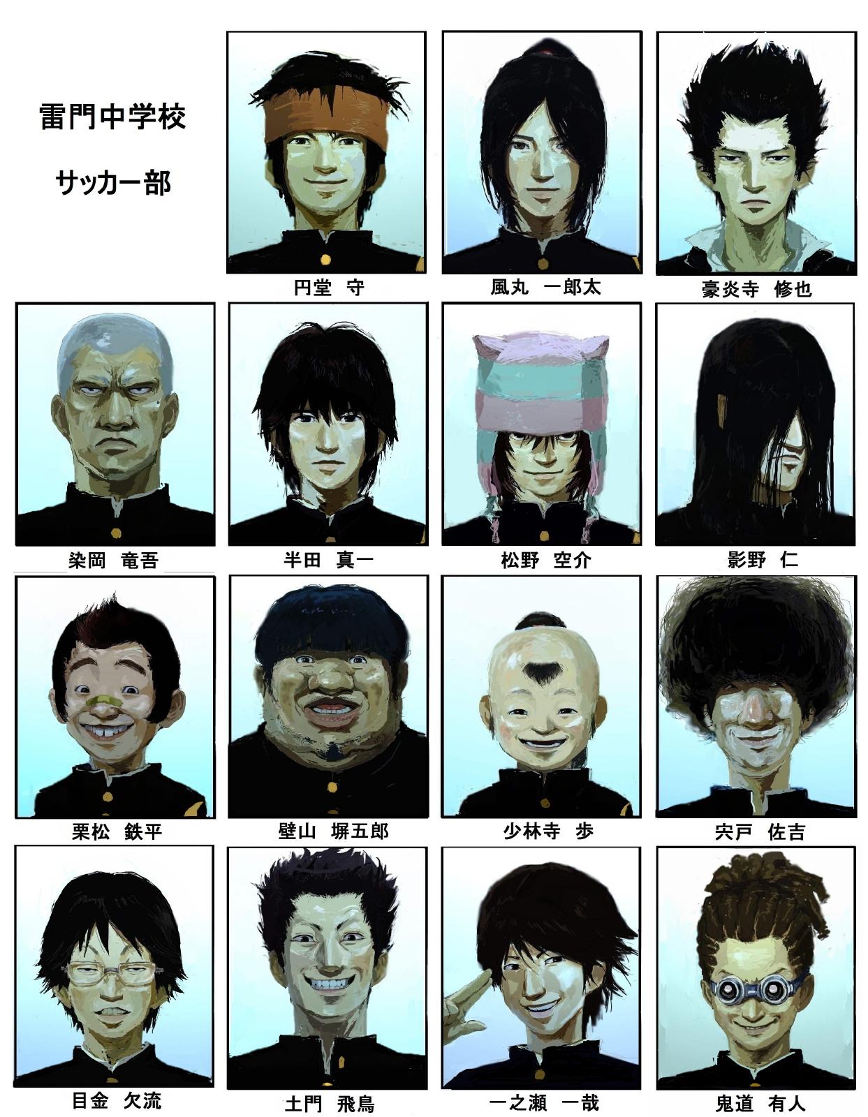 Inazuma eleven image 429823 zerochan anime image board for Domon x ichinose
