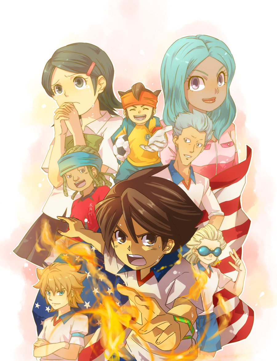 Inazuma eleven image 809644 zerochan anime image board for Domon x ichinose