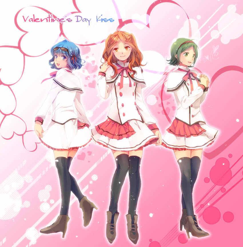 Download Anime Emergence: Valentine Kiss (Watarirouka Hashiritai 7)