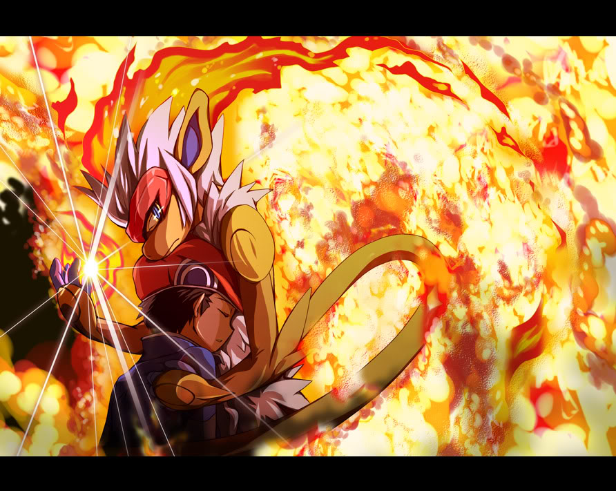 infernape pokémon zerochan anime image board