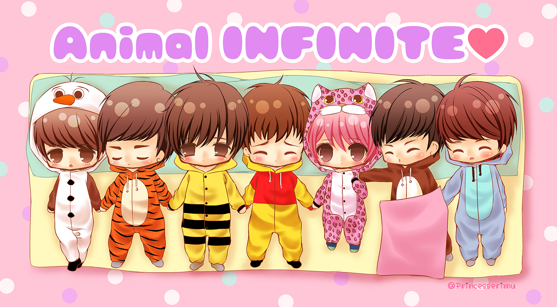 Infinite - K-pop - Zerochan Anime Image Board   1500 x 827 jpeg 811kB