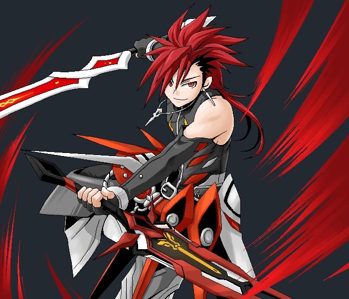 Infinity Sword Elsword Download Image