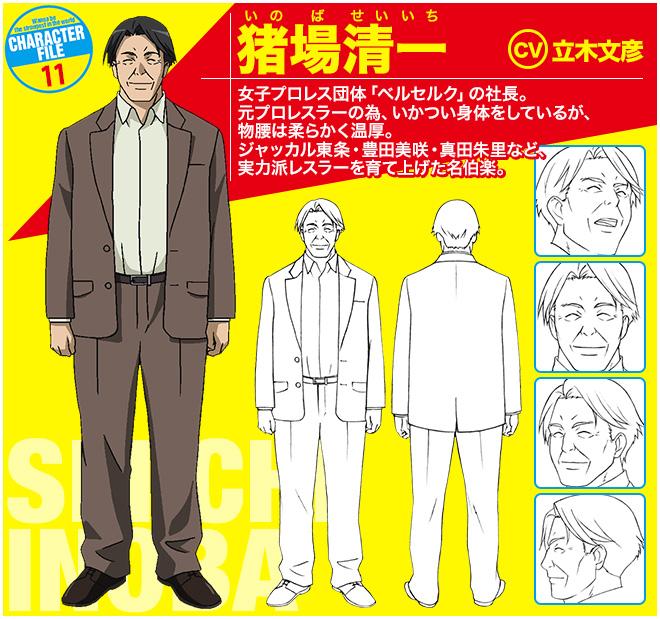 Tags: Anime, Rin Sin, ARMS (Studio), Sekai de Ichiban Tsuyoku Naritai!, Inoba Seiichi, Cover Image, Official Art, Character Sheet