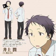Inoue Jun (Isshuukan Friends.)