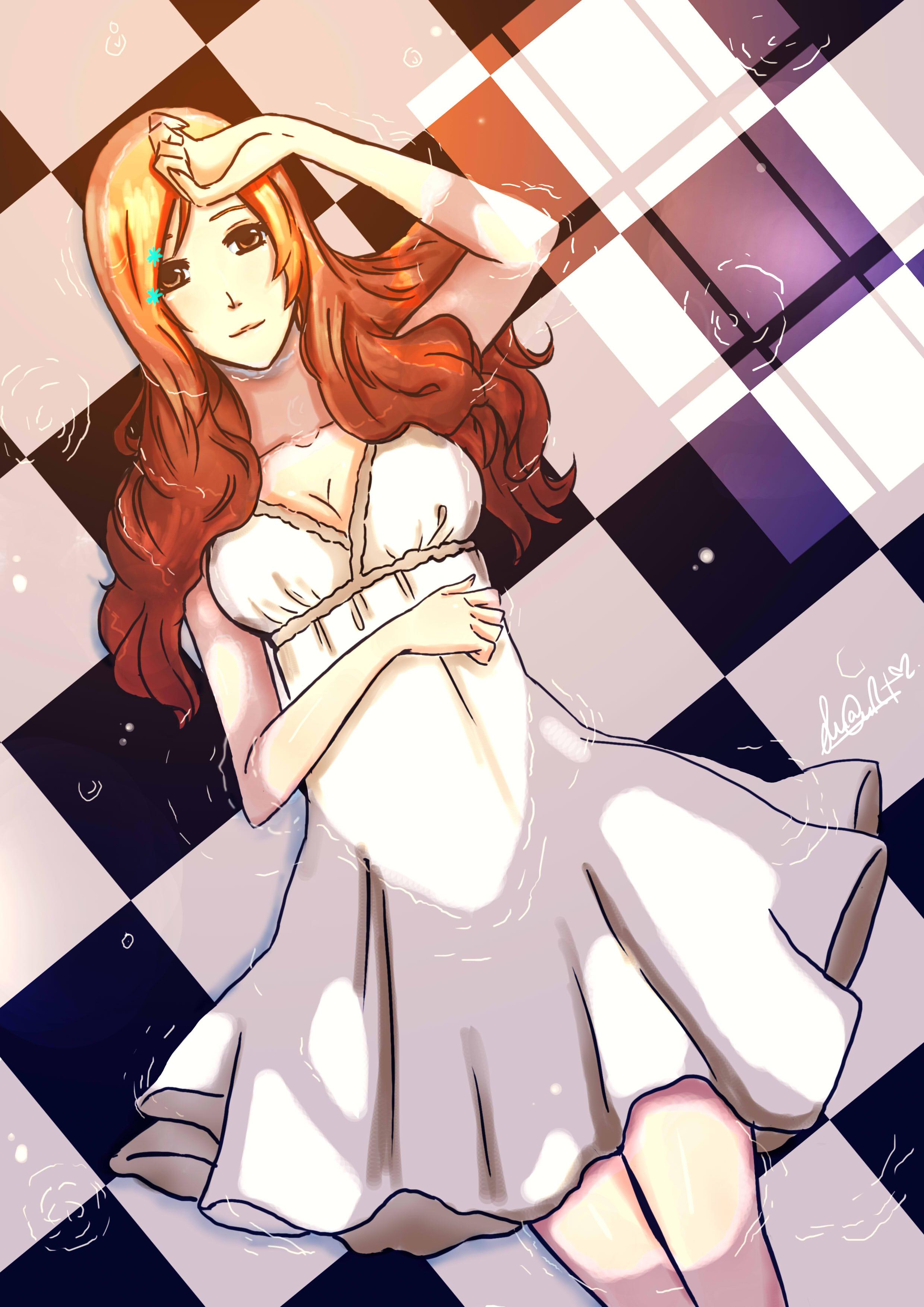 Orihime inoue dress up