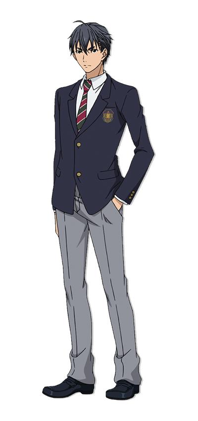 Tags: Anime, Yamada Shinya, Shin-Ei Animation, TMS Entertainment, Trickster: Edogawa Ranpo