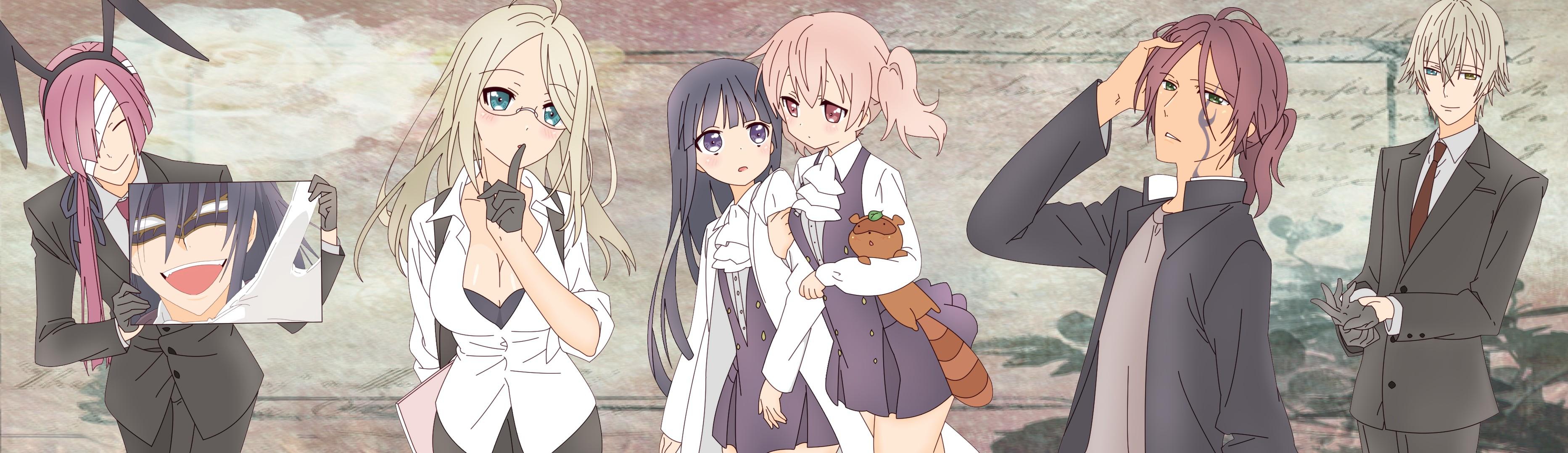 Inu x Boku SS Image #1061425 - Zerochan Anime Image Board
