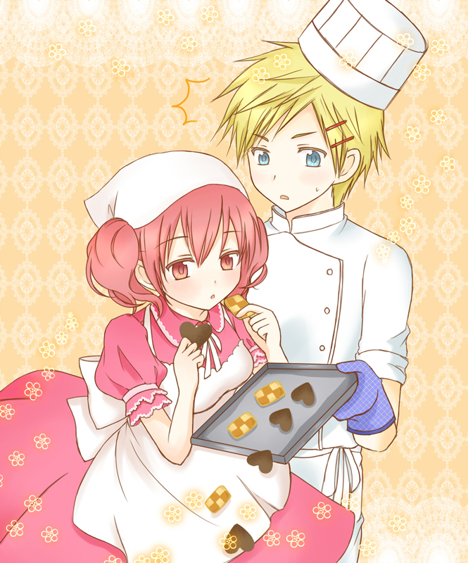 creative anime chef outfit 9