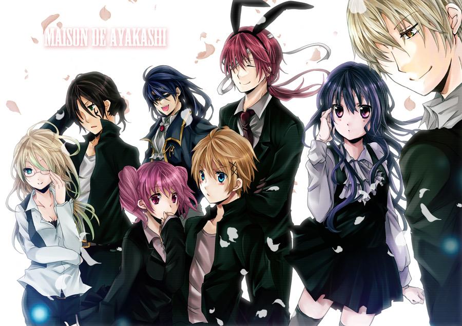 Inu x Boku SS Image #976374 - Zerochan Anime Image Board