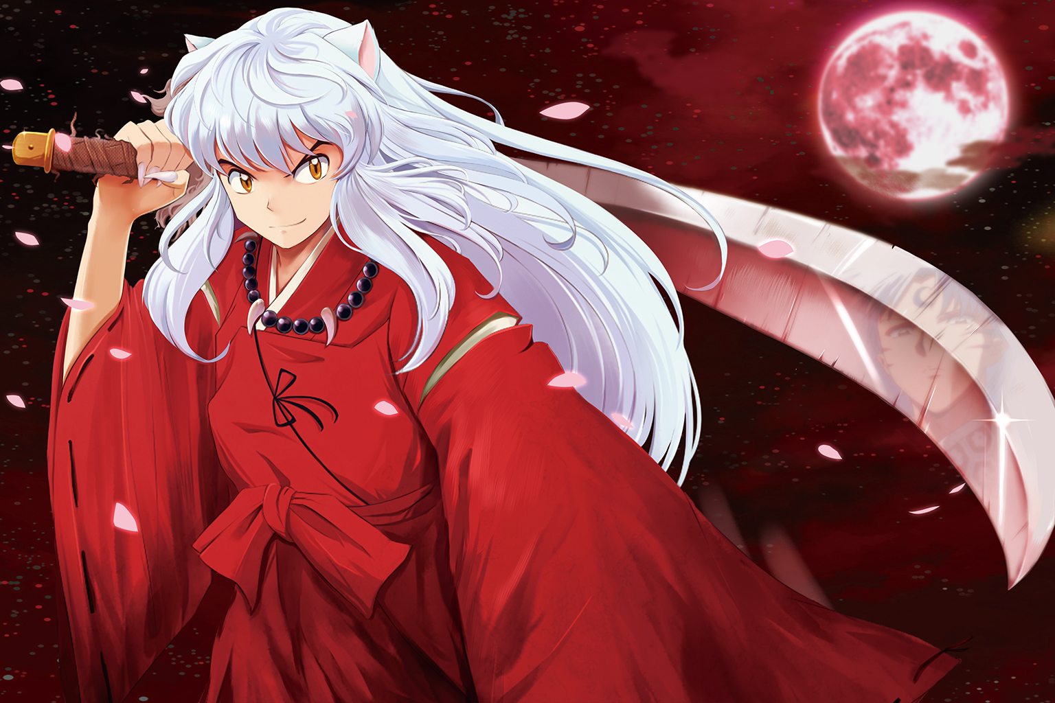 Wallpapers inuyasha anime.