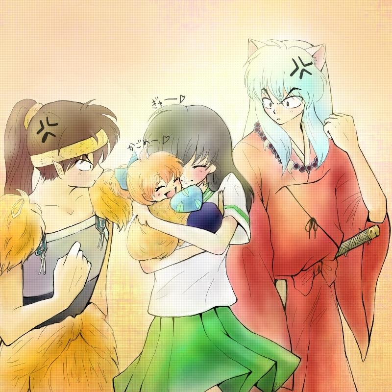 Kouga Inuyasha Zerochan Anime Image Board