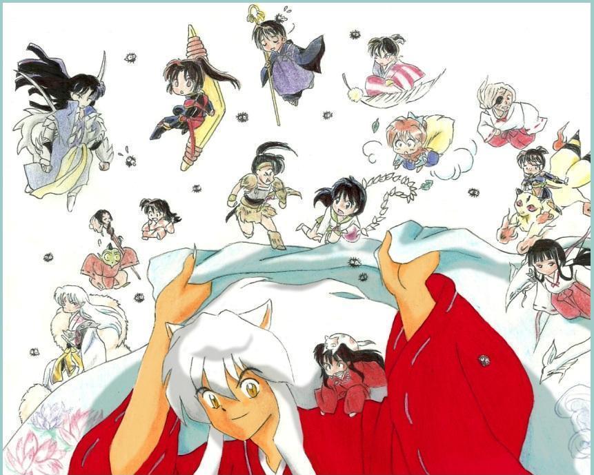 Kaede Inuyasha Zerochan Anime Image Board