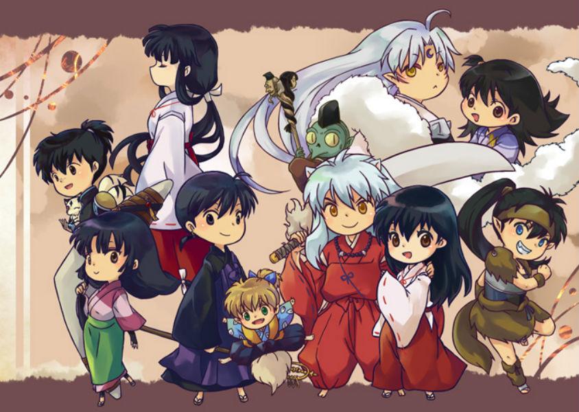 Tags Anime Pixiv Id 1302713 InuYasha Shippo Character