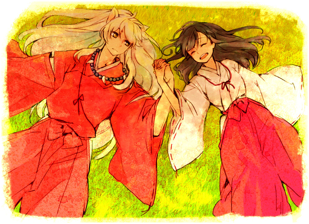 Higurashi Kagome Fanart Zerochan Anime Image Board