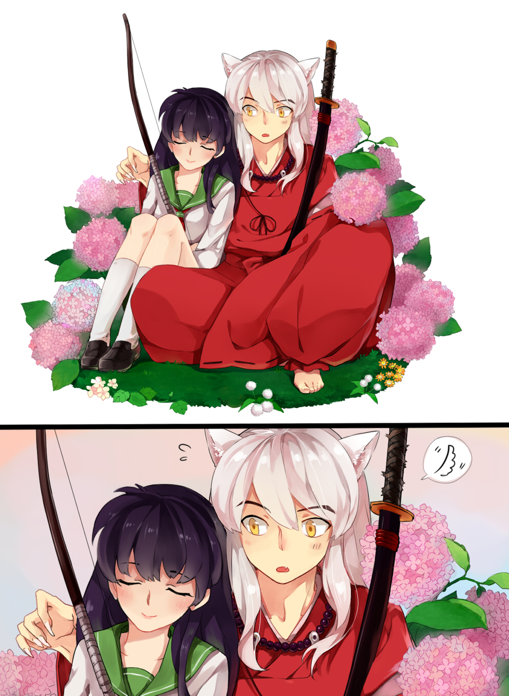 Video of inuyasha and kagome having sex Likely