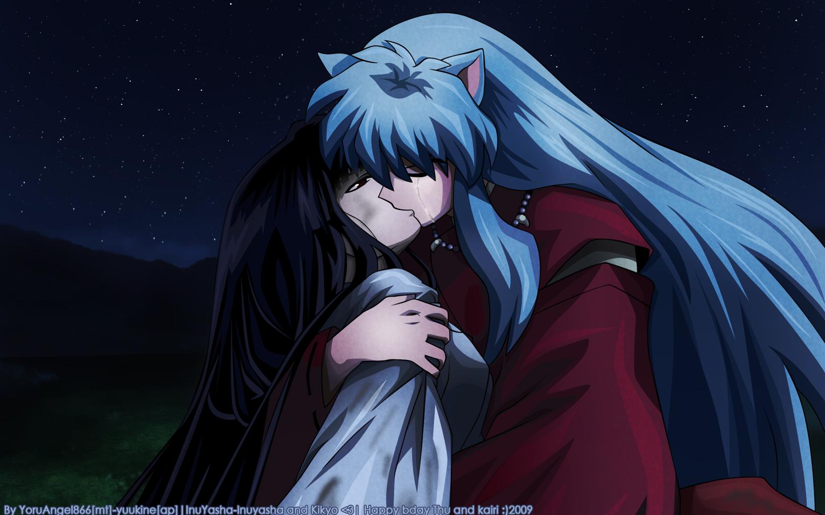 Kikyo (inuyasha), wallpaper zerochan anime image board.