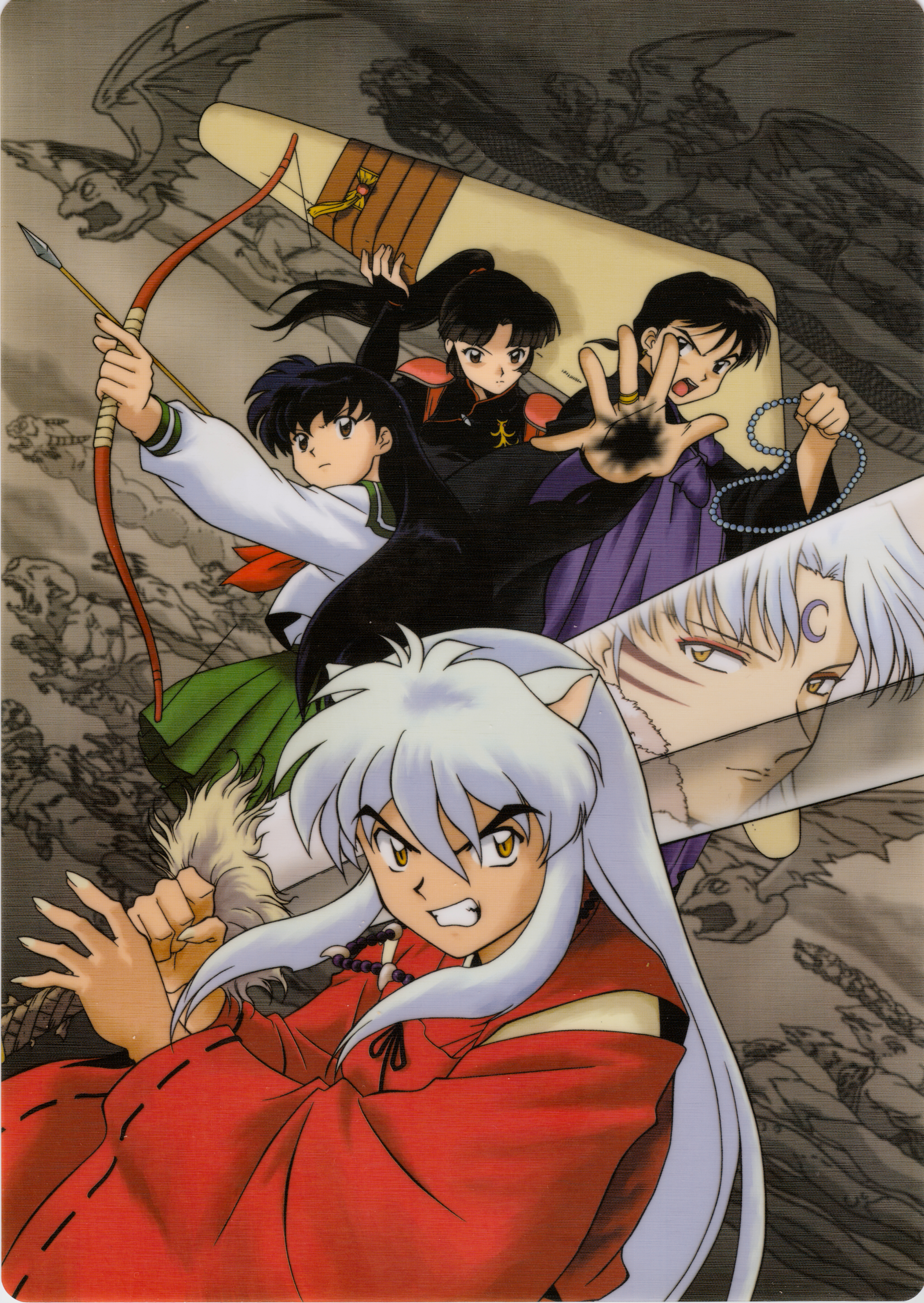 Inuyasha Zerochan Anime Image Board