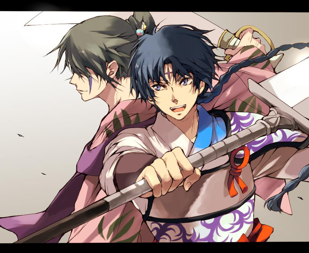 Bankotsu Inuyasha Zerochan Anime Image Board