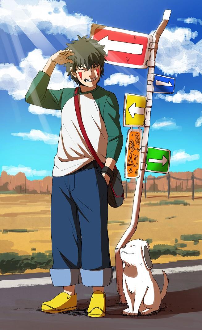 Inuzuka Kiba - NARUTO - Zerochan Anime Image Board