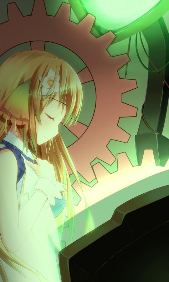 Tags: Anime, Pixiv Id 1430714, Gust, Ciel no Surge, Ionasol