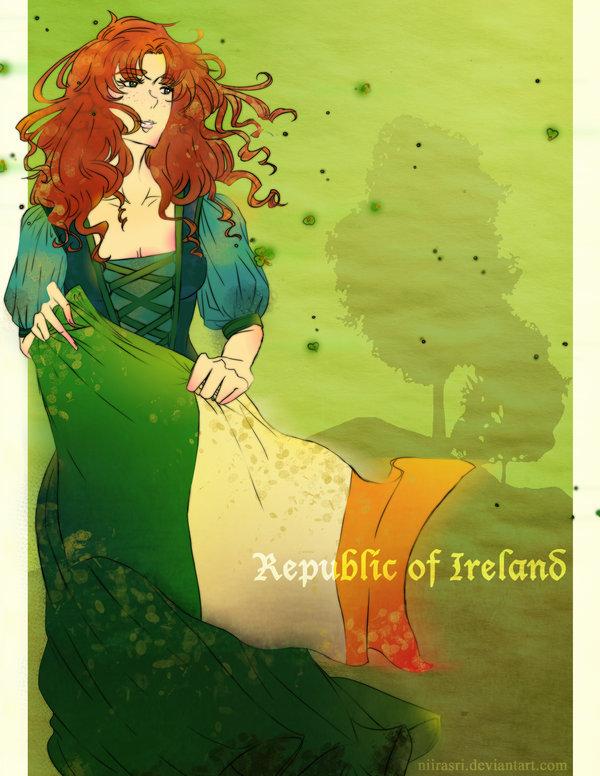 Ireland (Female) - Zer...